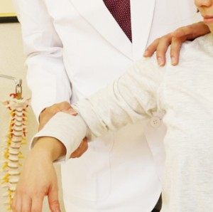 頚椎ヘルニア治療
