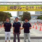 IZUMIカイロプラクティックの泉山先生、トレイルカイロプラクティックの増田先生、フィジック恵比寿の佐藤