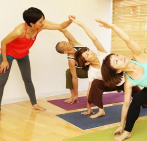 tokyo yoga