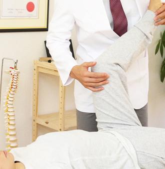 膝関節治療整体