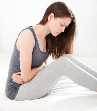腹痛と骨盤