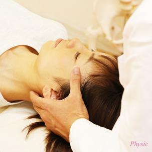 頚椎 首の矯正