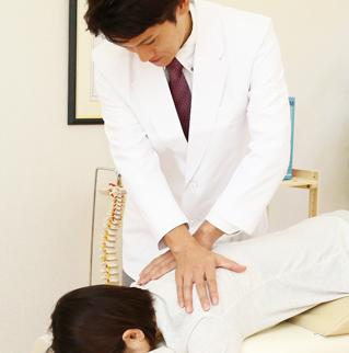 整体 肩こり 頭痛治療